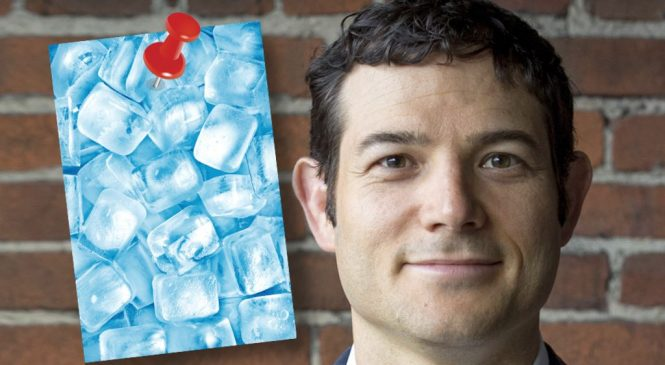 Why Pinterest boss Tim Kendall takes a daily ice bath