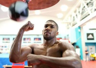 Joshua 'in no rush' to fight in United States