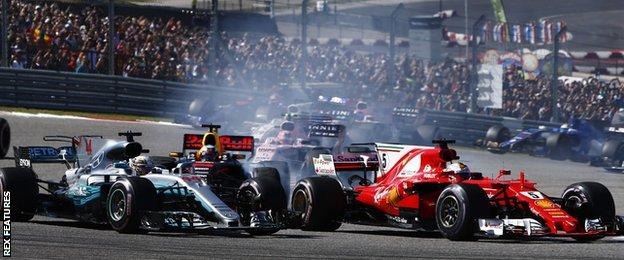 Hamilton on verge of fourth title with Austin victory