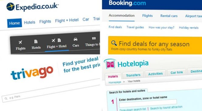 Hotel booking sites probed by consumer watchdog