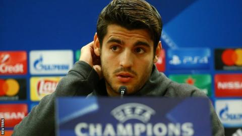 Morata 'happy in London' and would 'probably sign 10-year Chelsea deal'