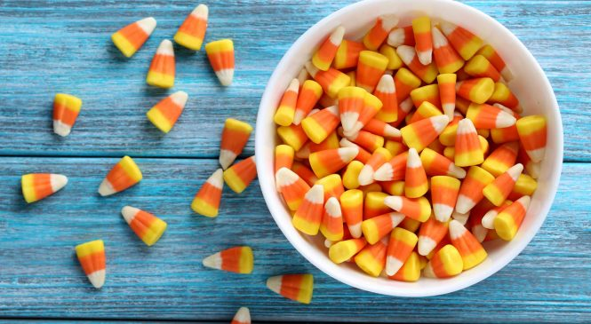 This Is the Healthiest Time to Eat Your Halloween Candy