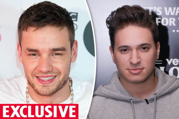 Liam Payne and Jonas Blue