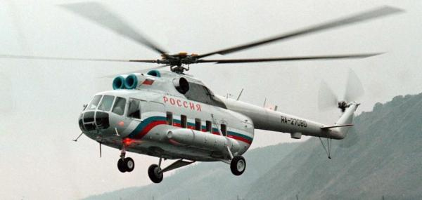 Missing Russian helicopter found on Arctic seabed off coast of Norway