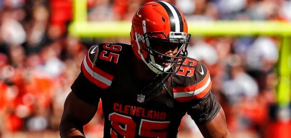 Myles Garrett: Cleveland Browns defensive end to miss game against Minnesota Vikings