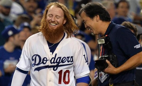 NLCS: Justin Turner blasts Los Angeles Dodgers past Chicago Cubs