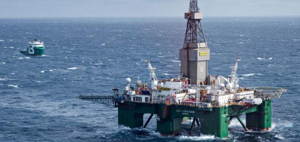 New drilling begins in Barents Sea