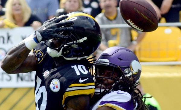 Pittsburgh Steelers demote disgruntled Martavis Bryant to scout team