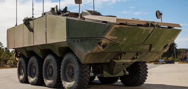 SAIC seeks Army armored vehicle contract