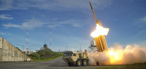 Saudi Arabia buy of THAAD missile defense systems in pipeline
