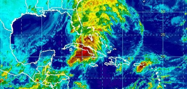 Tropical Storm Philippe forms near Florida Keys