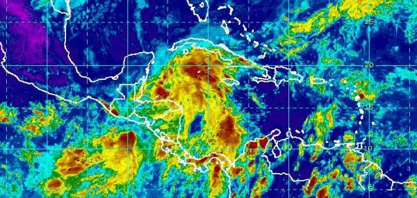 Tropical storm advisories issued in Bahamas, Cuba