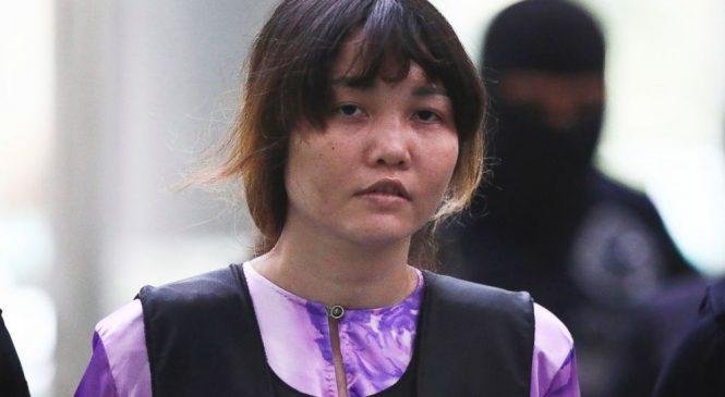 Chemist says Kim had 1.4 times lethal dosage of VX on face