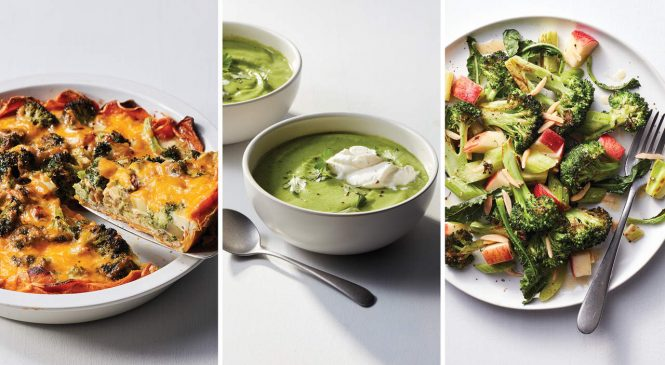 The Best Broccoli Recipes You Haven't Tried Before