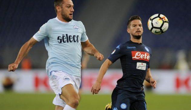 Transfer BATTLE! Juventus to rival Liverpool for Lazio centre-back Stefan de Vrij in January
