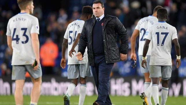 Joey Barton slams 'glorified PE teacher' David Unsworth and warns Everton could be relegated
