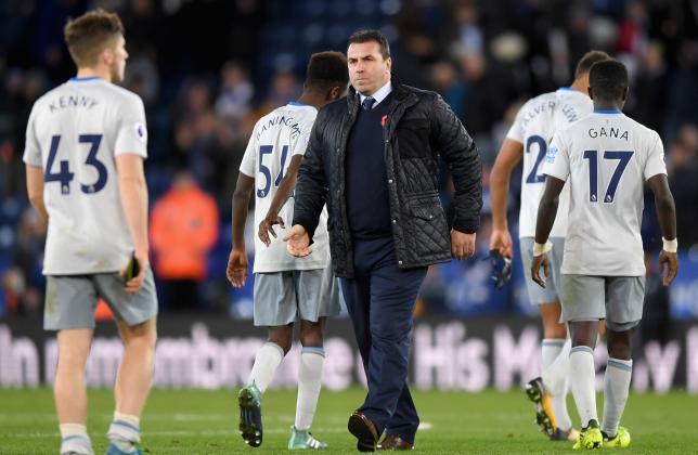 Joey Barton slams 'glorified PE teacher' David Unsworth and warns Everton could be relegated