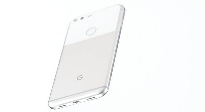 Google Pixel 2 phones take portrait-mode selfies