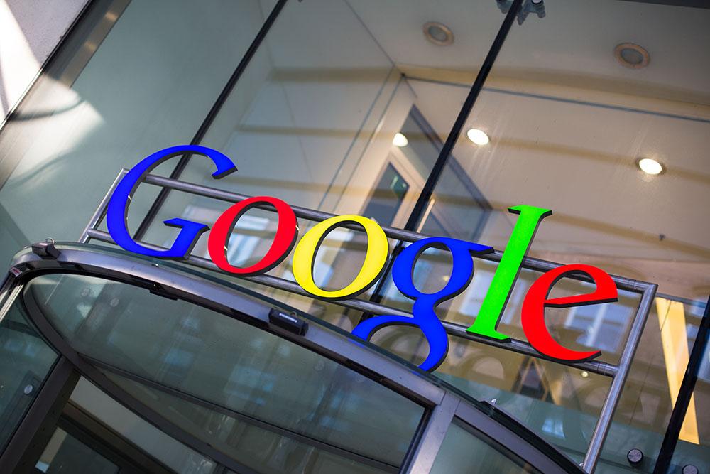 Google earnings (Shutterstock photo)