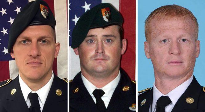 4th US service member killed in Niger ambush