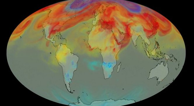 Nasa carbon space observatory 'watches Earth breathe'