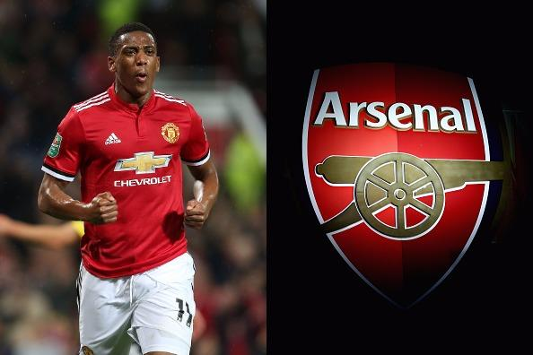 Arsenal transfer news: Gunners linked with Martial