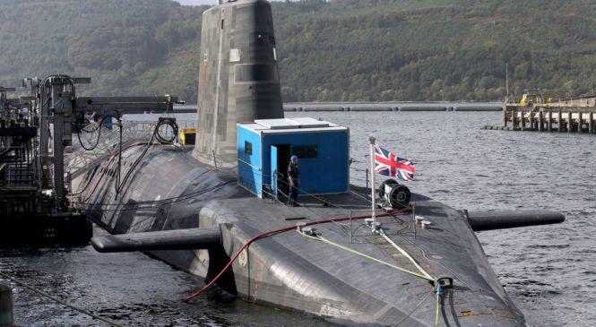 Boris: Nuclear option over N Korea 'on the table'