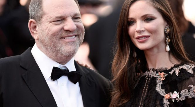 Weinstein fired over sexual harassment claims
