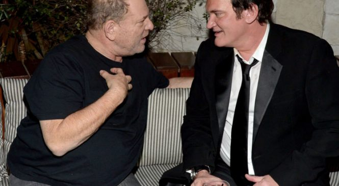 Hollywood elite to discuss kicking out Weinstein