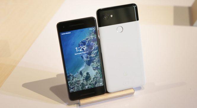 Google investigating Pixel 2 XL screen 'burn-in'