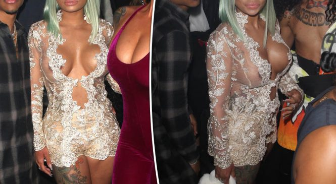 Rebecca Adlington joins see-through dress craze flashing bra for 'new sexy' rebrand