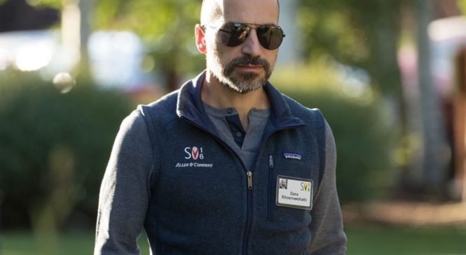 Uber bins security chief over hack cover-up