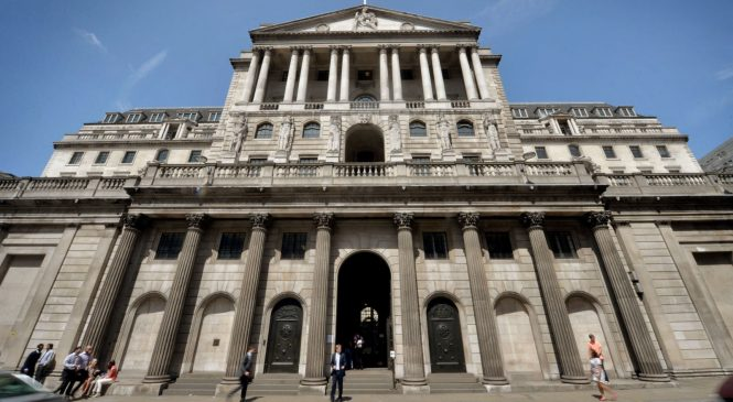 KPMG faces threat to Bank of England audit