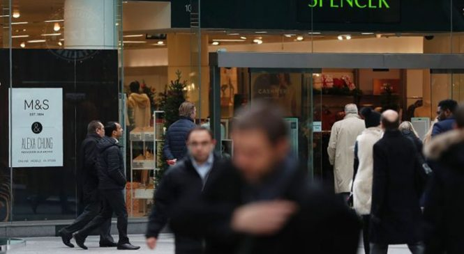 M&S signals more store closures in shake-up