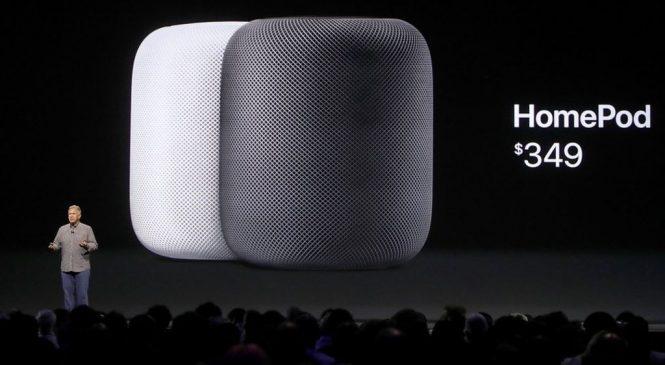 Apple delays launch of smart speaker