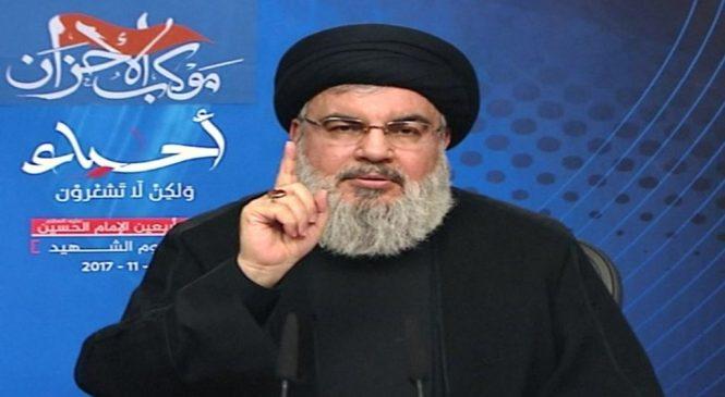 Saudis 'declared war on Lebanon' – Hezbollah leader