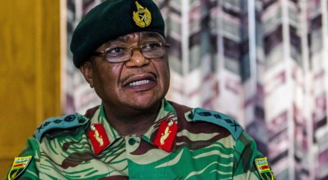 Zimbabwe: Army chief accused of 'treasonable conduct'