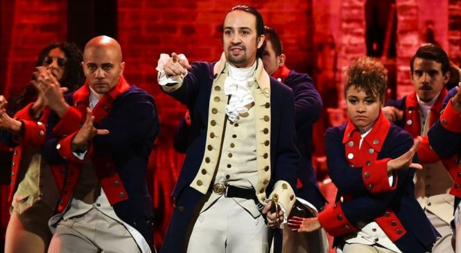 Lin-Manuel Miranda 'frustrated' by Hamilton delay