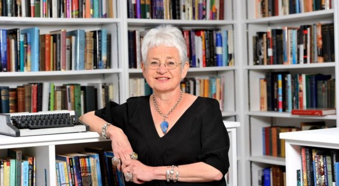 Jacqueline Wilson: Children feel more worried than they used to