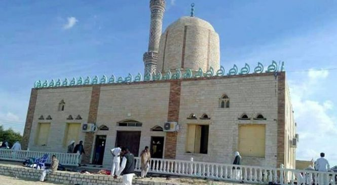 Egypt attack: Gunmen kill 235 in Sinai mosque
