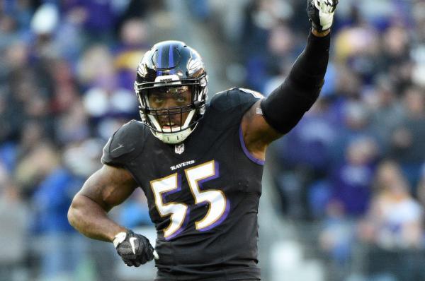 Baltimore Ravens' defense shuts down Green Bay Packers