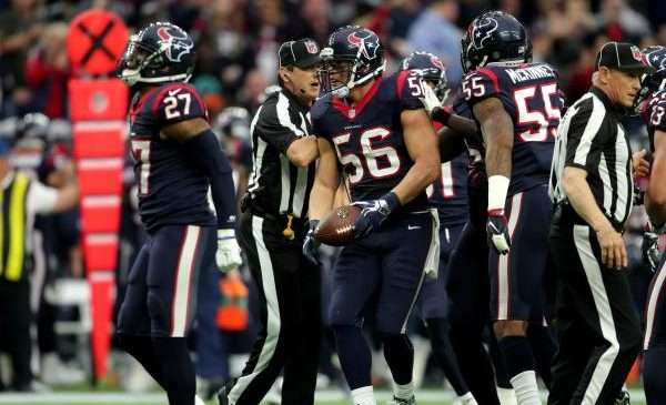 Brian Cushing: Houston Texans LB returns from suspension