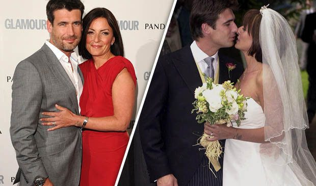 Davina McCall SPLITS from husband: TV star 'very sad' to separate after 17 years