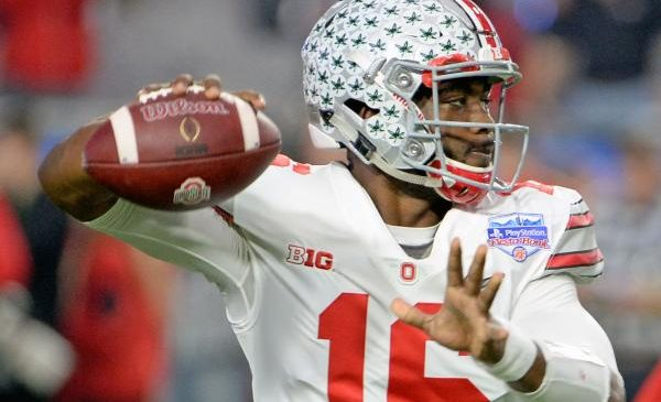 No. 13 Ohio State crushes No. 12 Michigan State