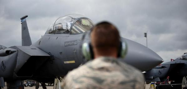 State Department approves $1.1B contract for support of Qatari F-15QA aircraft
