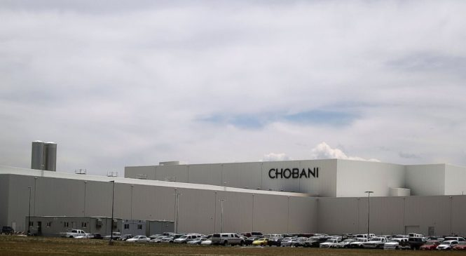 Chobani grows in 'Silicon Valley of food' despite turmoil