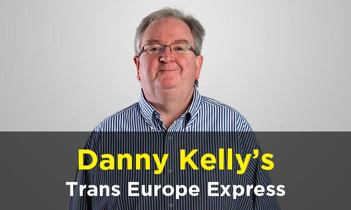 Podcast: Danny Kelly's Trans Europe Express - Sunday, November 12