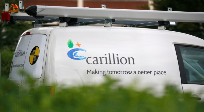 Carillion in fresh plunge on latest alert