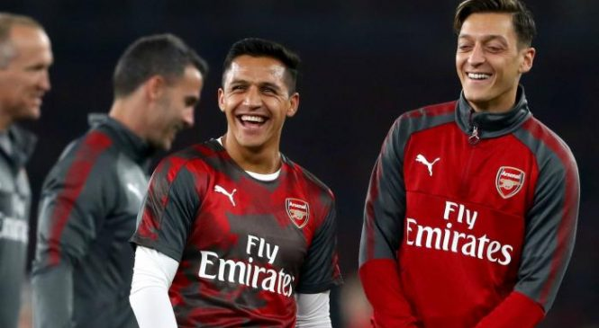 Lee Dixon claims Alexis Sanchez and Mesut Ozil would have been shown the door at Arsenal in the past