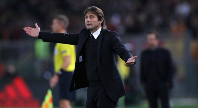"Chelsea boss Antonio Conte passes on his ""suffering"" to players"
